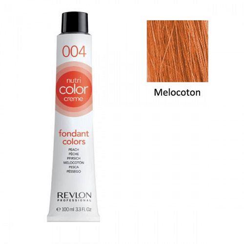 revlon fondant nutri color creme 004 peach 100ml - Coloration Revlon